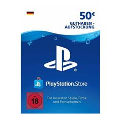 Bild zu 50€ Playstation Store Guthaben für 38,99€