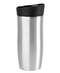 Bild zu Emsa CITY MUG Thermobecher Silber 360ml für 8,99€ (Vergleich: 10,99€)