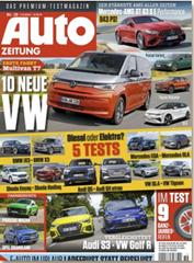 """Bild zu Jahresabo (26 Ausgaben) """"Autozeitung"""" für 97,50€ inkl. 95€ Amazon Gutschein als Prämie"""