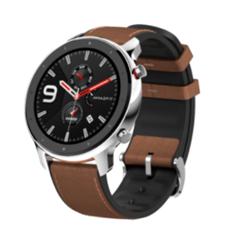 """Bild zu Amazfit GTR Smartwatch (1,39"""" AMOLED Display, 5 ATM wasserdicht, Herzfrequenzüberwachung, Kalorien, Schrittzähler) für 72,90€ (Vergleich: 89€)"""