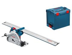 Bild zu Bosch Tauchkreissäge GKT 55 GCE inkl. L-Boxx + FSN 1600 für 389,95€ (Vergleich: 429€)