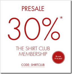 Bild zu Seidensticker: Pre-Sale mit 30% Rabatt auf ausgewählte Artikel (nur für Member)
