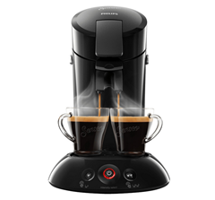 Bild zu Philips Senseo New Original Kaffeepadmaschine HD6554/68 für 41,99€ (VG: 54,76€)