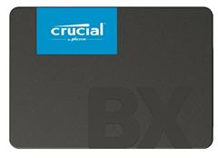 Bild zu CRUCIAL BX500 Festplatte, 1 TB SSD SATA 6 Gbps, 2,5 Zoll, intern für 69€ (VG: 79,99€)
