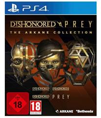 Bild zu The Arkane Collection: Dishonored & Prey (PlayStation 4) für 22,94€ (Vergleich: 40,09€)