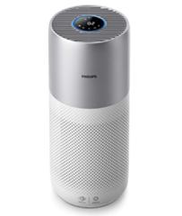 Bild zu Philips AC3036/10 Luftreiniger Connected 3000I (bis zu 104M², Cadr 400M³/H, Aerasense-Sensor, mit App-Steuerung) für 344,52€ (Vergleich: 395,99€)