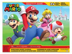 Bild zu Adventskalender Super Mario & Co. für 42,98€ (Vergleich: 55,35€)
