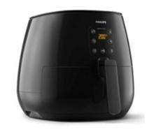 Bild zu PHILIPS Essential Airfryer XL HD9262/90 (1900W) Heißluftfritteuse für 149,99€ (Vergleich: 215,98€)