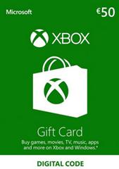 Bild zu 50€ Xbox Guthabenkarte für 45€