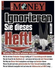 Bild zu Halbjahresabo Focus Money für 117,50€ mit 105€ Amazon.de Gutschein