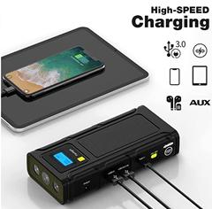 Bild zu 2 in 1: Autostarthilfe & Powerbank von Autlead (800A, 12V) für 49,99€