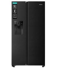 Bild zu Hisense RS650N4AF2 Side-by-Side Kühlschrank für 692,23€ (VG: 808€)