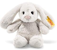 Bild zu Steiff Hoppie Hase – Plüschhase mit Schlappohren 18 cm für 14,93€ (Vergleich: 18,98€)