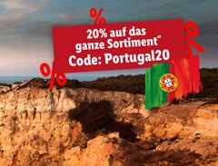 Bild zu Lidl: Portugal Wein Sale – 20% auf ausgewählte Weine + kostenlose Lieferung (ab 39€ MBW)