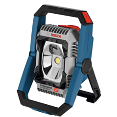 Bild zu Bosch Professional 18V System Akku LED-Baustellenlampe GLI 18V-2200 C für 78,59€ (Vergleich: 99,68€)