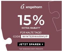 Bild zu [endet heute] Engelhorn: 15% Extra-Rabatt auf Winterbekleidung