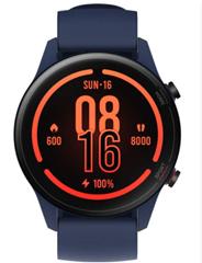 Bild zu Amazon.fr: Xiaomi Mi Watch blau (1.39″ AMOLED, GPS, Herzfrequenz, Sauerstoffgehalt, Luftdruck, Höhenmesser, 16 Tage Akku) für 84,33€ (Vergleich: 101€)