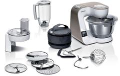 Bild zu Bosch Küchenmaschine MUM5 MUM5XW20 für 243,68€ (VG: 283,76€)