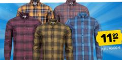 Bild zu SportSpar: Lambretta Herren Hemden für 11,99€ zzgl. Versand
