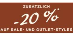 Bild zu Fossil: Sale mit bis zu 30% Rabatt + 20% Extra Rabatt