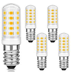Bild zu [Prime] 5er Pack E14 LED Birnen (5W, 500lm, 3000k warmweiß) für 3,99€
