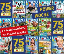 Bild zu Jahresabo Hörzu für 119,80€ + bis zu 120€ Prämie (z.B. Otto.de)