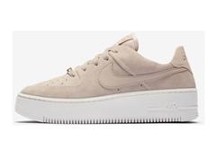 Bild zu Nike Air Force 1 Sage Damensneaker in Rosé für 59,99€ (VG: 99,99€)