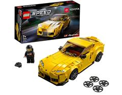 Bild zu Amazon Prime: LEGO 76901 Speed Champions Toyota GR Supra Rennwagen für 14,68€ (VG: 19,63€)