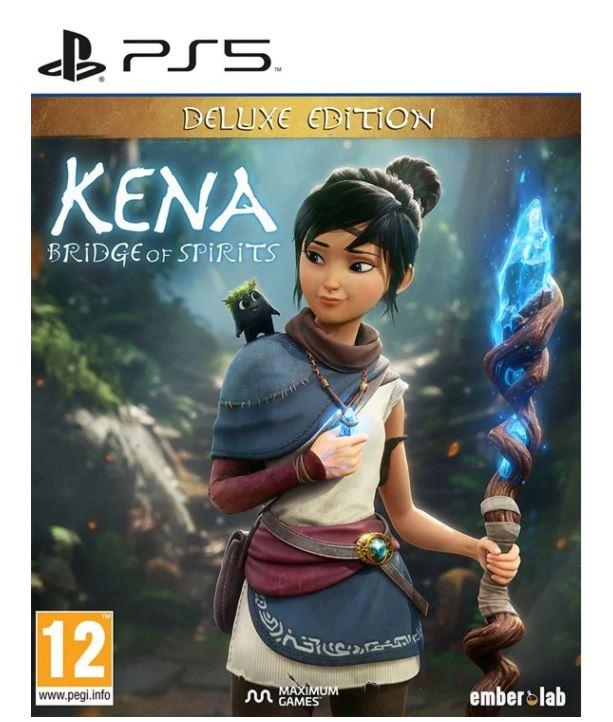 Bild zu Kena: Bridge of Spirits in der Deluxe Edition für die PlayStation 5 für 41,95€ (VG: 49,90€)