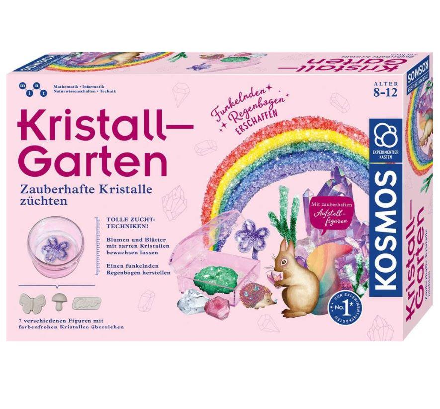 Bild zu Kosmos Kristall-Garten Experimentierkasten für 10€ (VG: 16,93€)