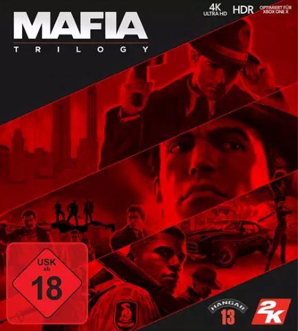Bild zu Mafia Trilogy für PS4, XBox oder PC für je 16,99€ zzgl. Versand (VG: (PC) 43,39€ oder (Konsolen) 29,85€)