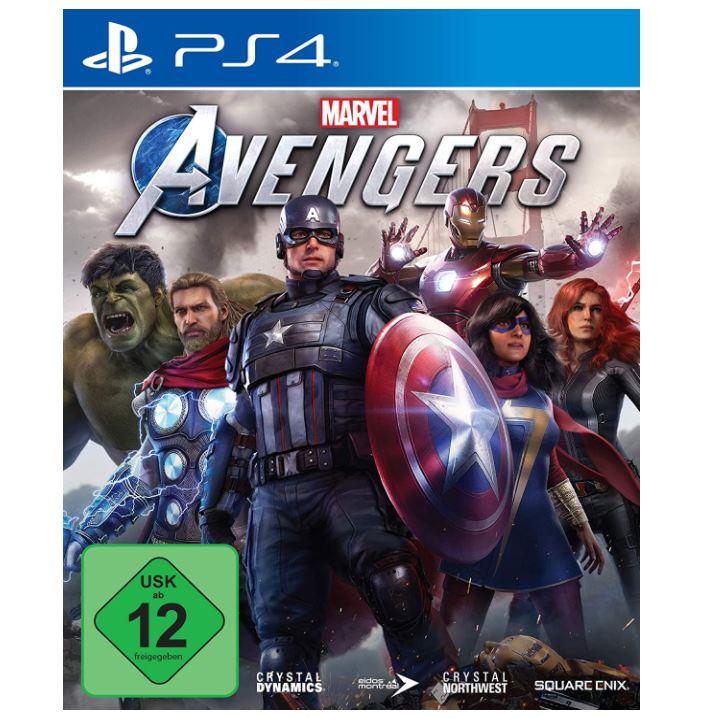 Bild zu Marvel's Avengers (inkl. kostenloses Upgrade auf PS5) (PS4) für 12,99€ (VG: 18,50€)