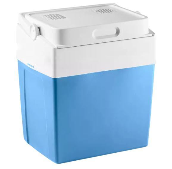 Bild zu MOBICOOL MV30 Kühlbox (29 Liter, 12V Anschluss, Blau) für 37,76€ (VG: 43,99€)
