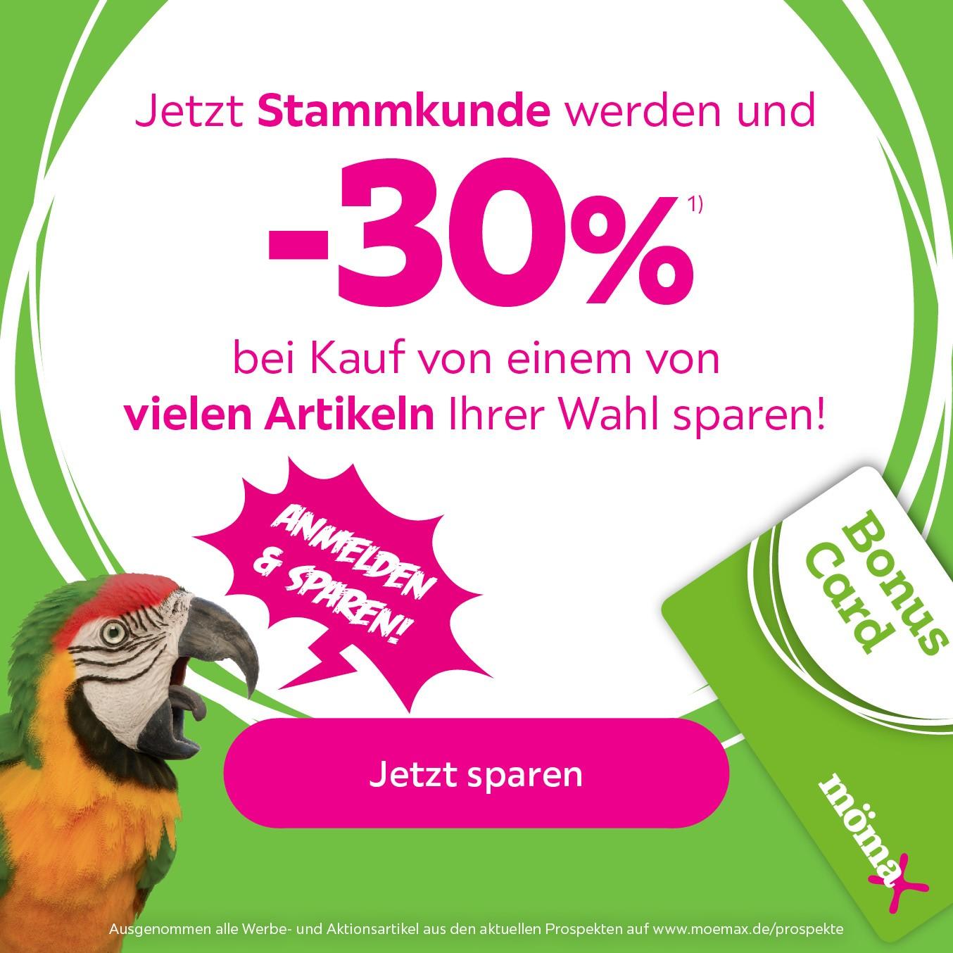 Bild zu Mömax: 30% Rabatt beim Kauf eines Möbelstücks eurer Wahl