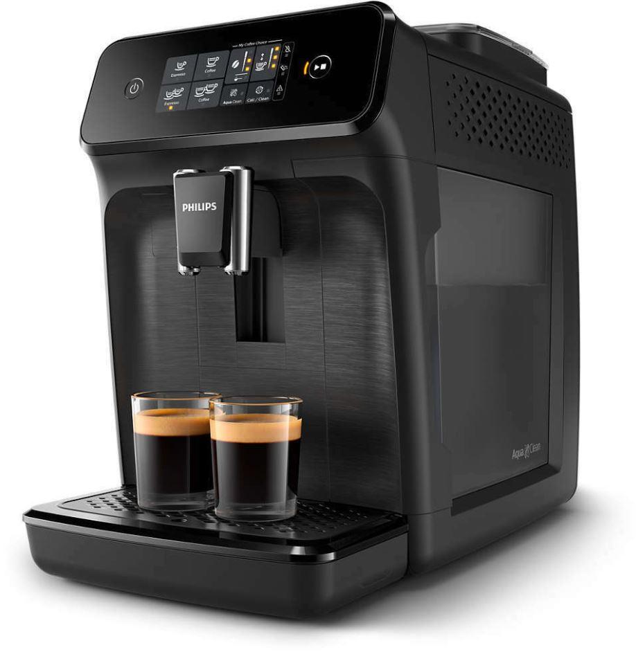 Bild zu PHILIPS EP1200/00 Kaffeevollautomat Espressomaschine B-Ware für 179€ (VG: Neuware 280,80€)