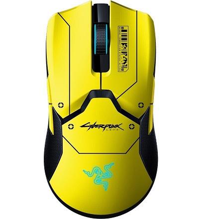 Bild zu Gaming-Maus Razer Viper Ultimate Cyberpunk 2077 Edition für 129,99€ (Vergleich: 166,90€)