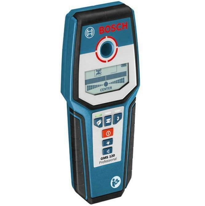 Bild zu Bosch GMS 120 Professional Ortungsgerät für 63,66€ (Vergleich: 75,51€)