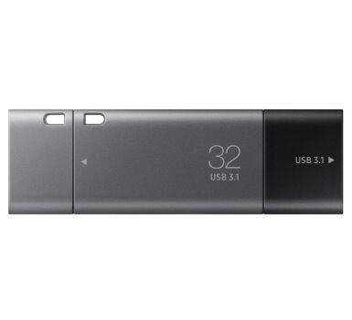Bild zu Samsung DUO Plus 32GB Typ-C 200 MB/s USB 3.1 Flash Drive ab 6,99€ (VG: 14,74€)