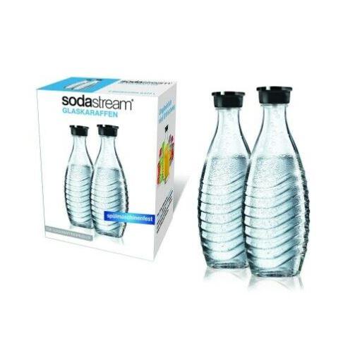 Bild zu 2er Pack der SodaStream Penguin Glaskaraffe für 14,60€ (VG: 17,99€)