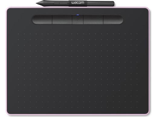 Bild zu Wacom Intuos S Bluetooth Grafiktablett für 55,90€ (Vergleich: 69€)
